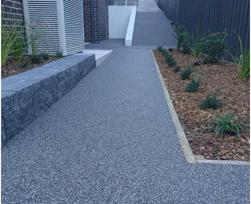 Permeable Pathway