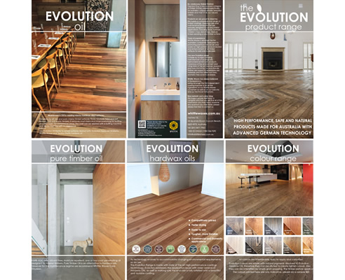 Evolution Timber Finishes