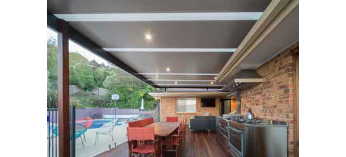 Skylight Strip For Insulated Roof Panels Versiclad