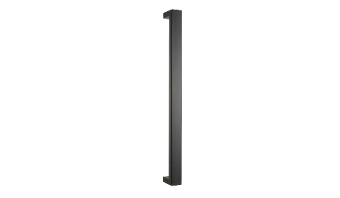 Bold Matt Black Door Pull Handle