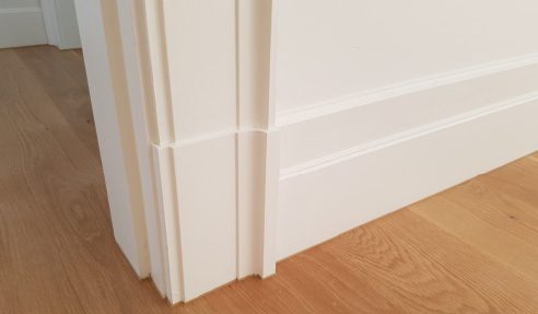 Detailed Skirting Blocks