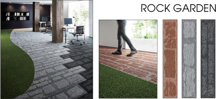 New Carpet Tile Catalogue for TOLI at Nolan Group