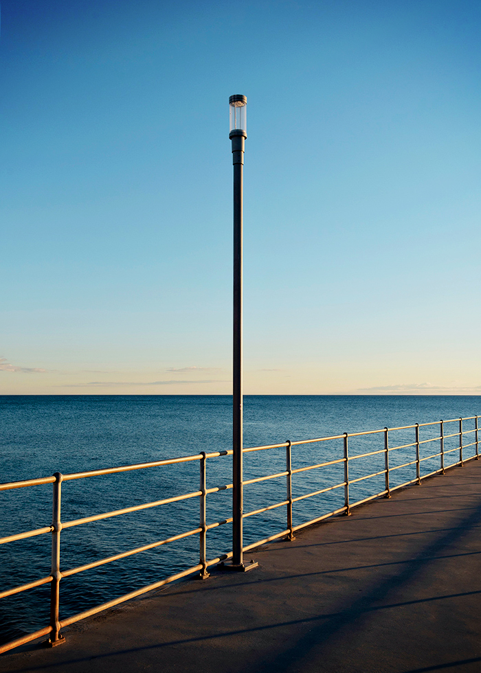 Public Space Lighting Upgrade for the Brighton Jetty by WE-EF