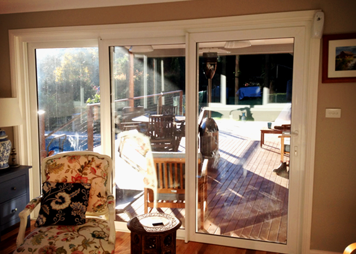 Apartment Sliding Patio Doors from Wilkins Windows