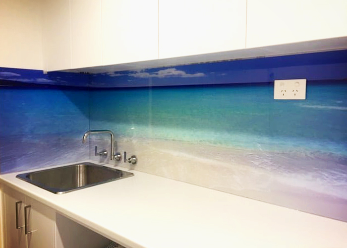 Bespoke Laundry Splashbacks from Innovative Splashbacks