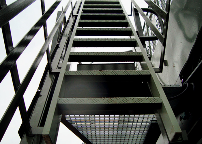 Industrial Internal & External Staircases from JOMY
