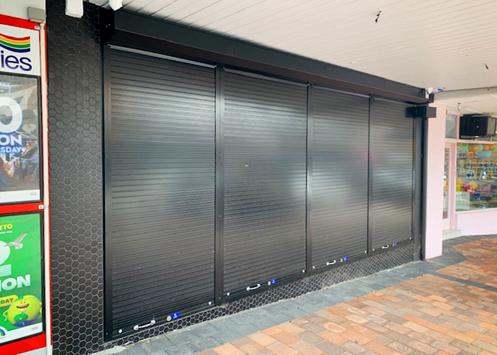 Security Shutters for Beauty & Tattoo Parlours from ATDC