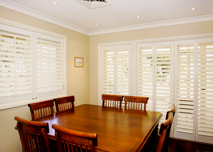 Thermally Efficient Shutters for Home from OpenShutters