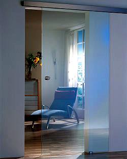 Agile 150 Frameless Glass Sliding Door System From Dorma