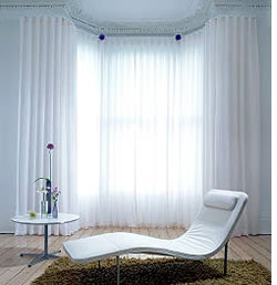 Silent Gliss Window Treatments Leads The Wave Towards Curtains