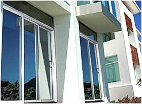 Trend And Quantum Aluminium Sliding Doors Offer Protection