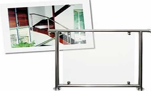 Stainless Steel Handrail Systems From Tubesales Qld