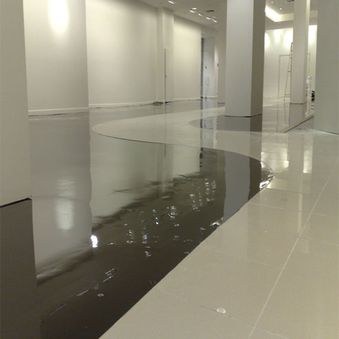 . AAA Sexy Floors polished concrete flooring