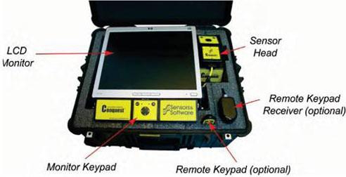 Penetration radar system