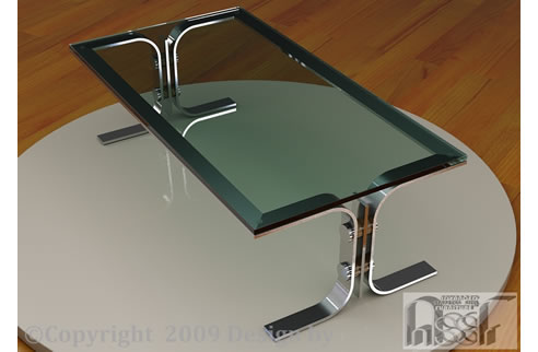 steel, modern design from Advanced Stainless Steel Furniture