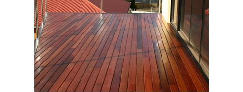 Solid Decking Timber From Lagler Australia