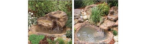Garden ponds pumps melbourne from soilworx for Garden pond melbourne