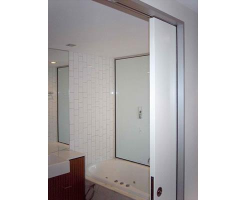 Bi Parting Timber Cavity Slider Doors From Tornex Door Systems