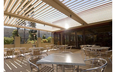 Vergola Operable Louvre Roof Systems