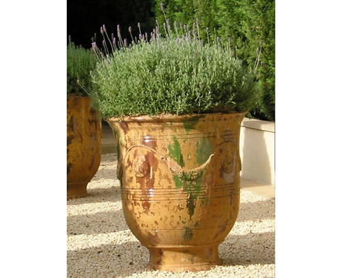 Superb Anduze Terracotta Garden Vases From The Good House