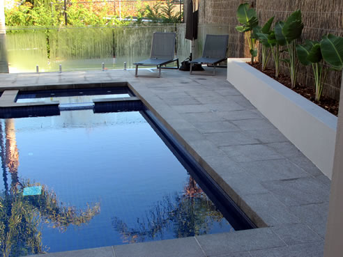 Drop Face Pool Coping Yarrabee Amp Castlemaine Stone