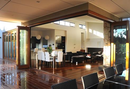 bushfire rated bi-fold doors & Bushfire Rated Windows and Doors by Stegbar from Corinthian