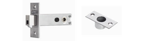 Square Style Sliding Door Lock Delf Architectural