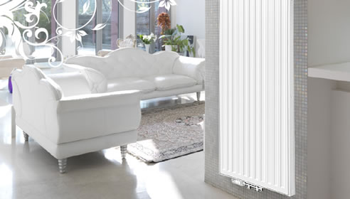 vertical radiators by de 39 longhi hunt heating keysborough. Black Bedroom Furniture Sets. Home Design Ideas