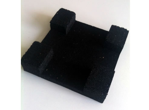acoustic insulation pad
