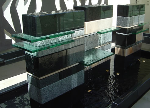 Water Features Landscape And Architectural Design