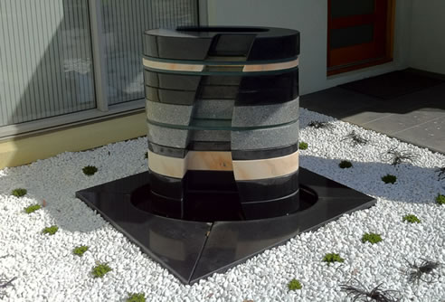 Architectural Water Features Water Feature an Modern
