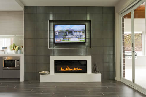 fireplace home design