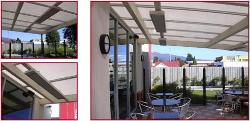 Comfortline Overhead Radiant Heating Panels Devex Systems