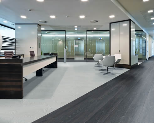 Eco Friendly Flooring For Office Fit Outs Polyflor