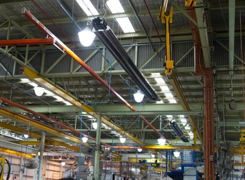 Efficient Factory Heating Solution Celmec