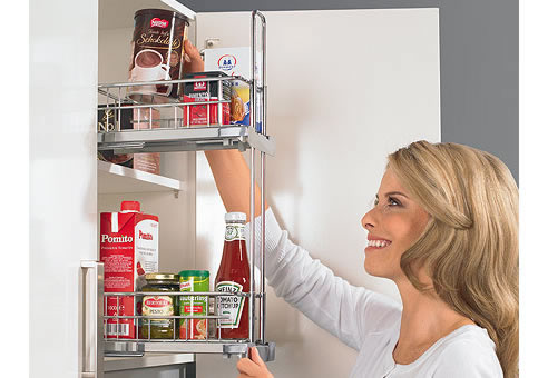 Kitchen Storage Cabinet Fittings And Accessories Hettich