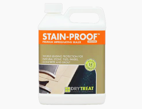 Stain-Proof by Dry-Treat