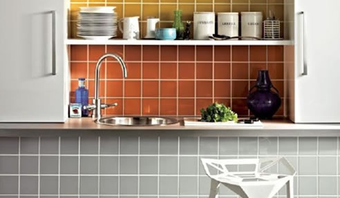 Prismatic Wall Tiles