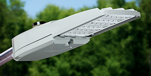 LED Road Lighting by Sylvania