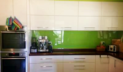 Joinery and splashback alternatives isps innovations - Splashback alternatives ...