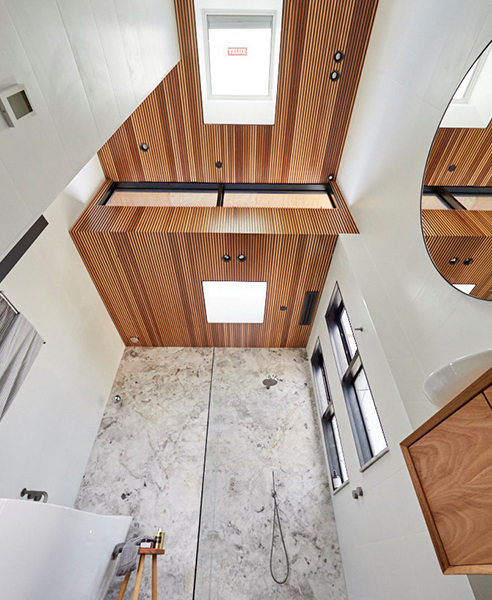 Velux Skylights Featured on The Block