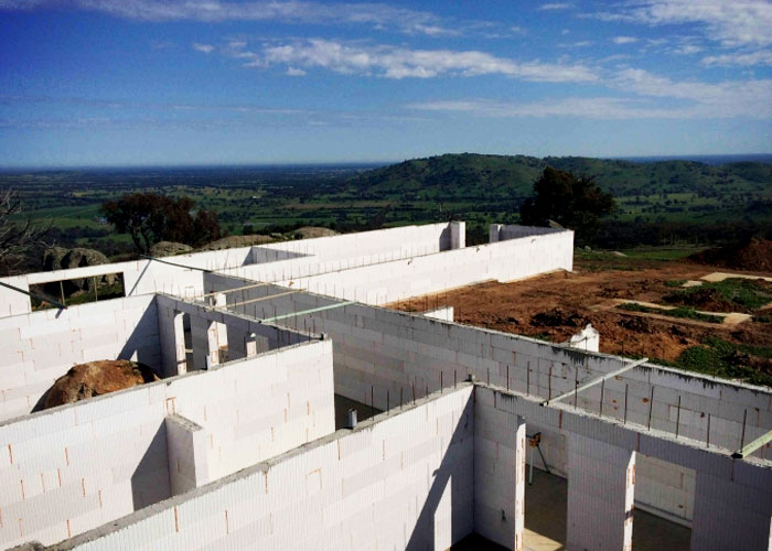 Residential Insulated Concrete Forms - HomeFORM by Zego