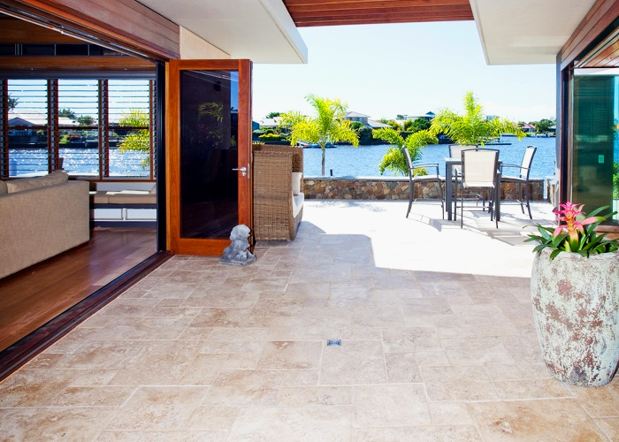 External Stone Pavers & Tiles from RMS Marble